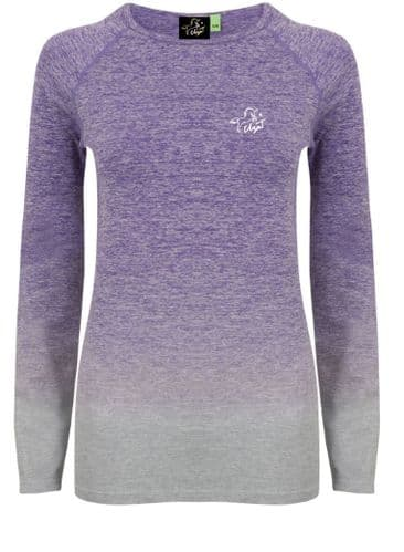 Eliza T Soft Purple Base Layer