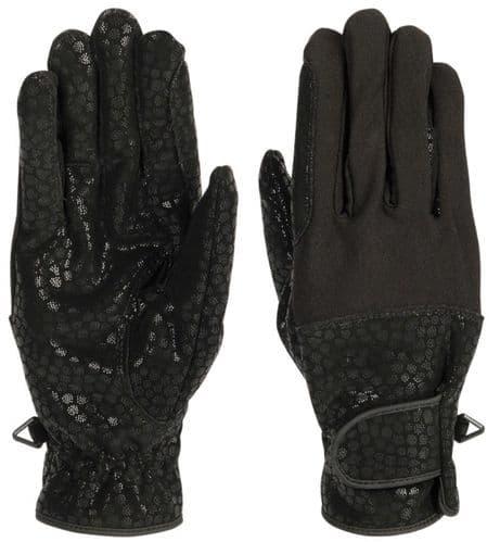 Harrys Horse Gloves Elegance - Black
