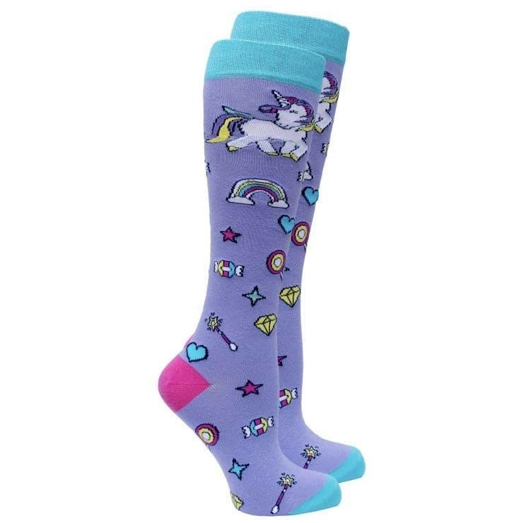 Socks N Socks Knee High Socks - Various designs