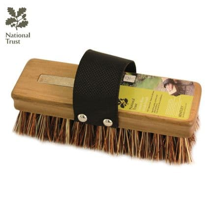 Bentley National Trust Garden Patio Paving Union Fibre Cleaning Hand Scrub Brush
