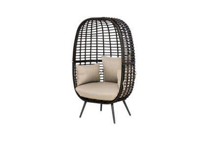 Maze Rattan Riviera Chair - Brown