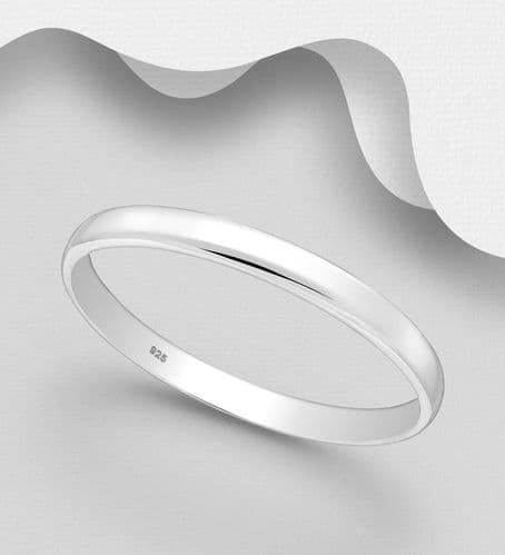 925 Sterling Silver Solid Hand Crafted Elegant Oval Bangle That Opens