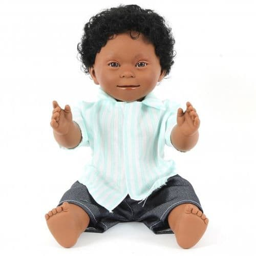 Boy Doll With Downs Syndrome