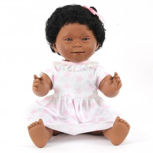 Girl Doll With Downs Syndrome