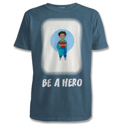 Mixed Up Mama - Be a Hero T-Shirt