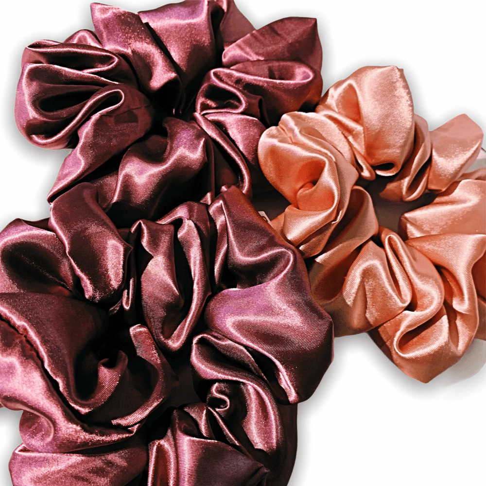 XL Satin Scrunchie