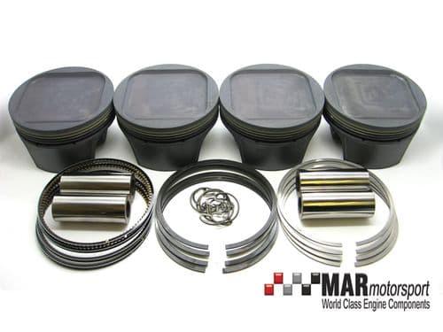 MAHLE Motorsport Piston Set Subaru 2.2L Stroker 2618