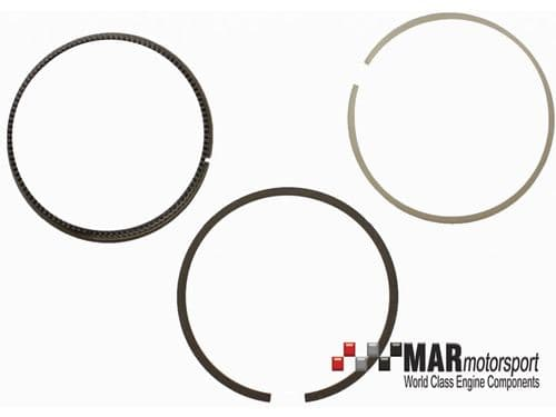 NPR Piston Rings Porsche 993 M64 Engine 100.00mm bore 1.50, 1.75, 2.00mm 1 cyl set