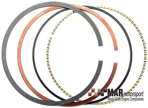 NPR Tuning / Racing Ringset 77.00mm 1Cyl  1.00 x 1.20 x 2.80mm ring heights