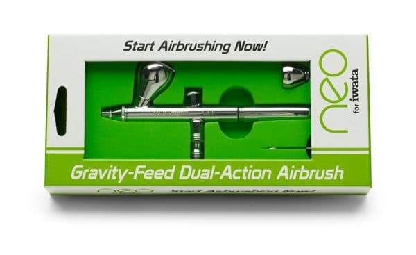 Buy Iwata Neo Gravity Feed Airbrush   PS Composites