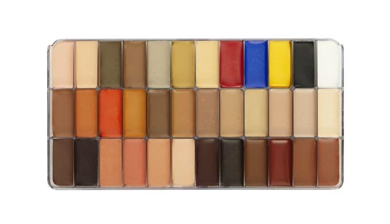 Buy Maqpro Grande 1 Creme Palette - NK14   PS Composites