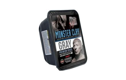 MONSTER CLAY GREY MEDIUM