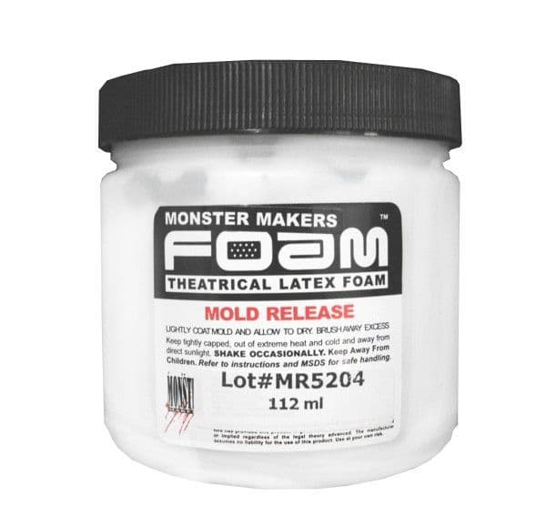 Buy Monster Makers Foam Latex Mould Release | PS Composites
