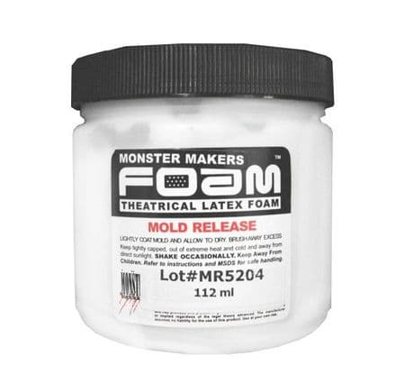 MONSTER MAKERS FOAM LATEX MOULD RELEASE