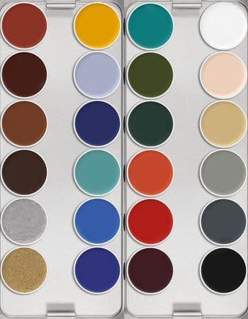 Buy Supracolour Palette 24 Colour | PS Composites