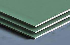 Knauf Moisture Panel Tapered Edge - 12.5mm X 1200X 2400
